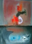 Obras de arte:  : Perú : La_Libertad-Peru : Trujillo,_trujillo : LA FURIA DEL TSUNAMI