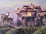 Obras de arte: Europa : España : Valencia : valencia_ciudad : Cuenca vieja