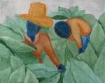 Obras de arte: America : Colombia : Cundinamarca : BOGOTA_D-C- : tabacaleros de cuba