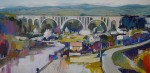Obras de arte:  : España : Andalucía_Sevilla : Alcala_de_guadaira : puente de villanueva