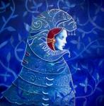 Obras de arte: America : Ecuador : Pichincha : Quito : Virgen Canto de Ave