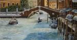Obras de arte: Europa : España : Euskadi_Bizkaia : Bilbao : En Venecia