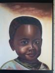 Obras de arte:  : España : Galicia_Pontevedra : vigo : B03 Niño con mofletes (2008)
