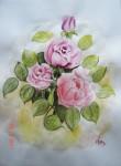 Obras de arte: America : México : Mexico_Distrito-Federal : Coyoacan : rosas en armonía