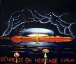 Obras de arte: Europa : Francia : Languedoc-Roussillon :  : GENOCIDIO HEREDADO