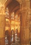 Obras de arte:  : España : Andalucía_Almería : Almeria : Claustro
