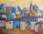 Obras de arte: Europa : España : Madrid : Valdemorillo : Estela de Oriente