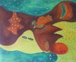 Obras de arte: America : Cuba : Ciudad_de_La_Habana : San_Miguel_del_Padr�n : Serie Imagenes No. 38