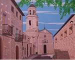 Obras de arte: Europa : España : Catalunya_Tarragona : Reus : Iglesia