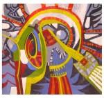 Obras de arte: America : Perú : Lima : chosica : apocateqil