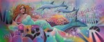 Obras de arte:  : Guatemala : Guatemala-region : Guatemala-ciudad : Sirena
