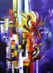 Obras de arte: America : Colombia : Cundinamarca : BOGOTA_D-C- : Extinción