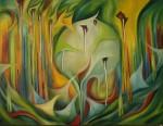 Obras de arte: America : México : Mexico_Distrito-Federal : Coyoacan : LUNA HERIDA