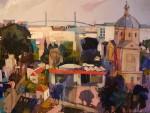 Obras de arte:  : España : Andalucía_Sevilla : Alcala_de_guadaira : Un barrio de Sevilla