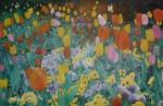 Obras de arte:  : España : Ceuta : ceuta_ciudad : Tulipanes