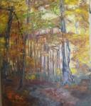 Obras de arte: Europa : España : Catalunya_Barcelona : Mataró : bosque amarillo