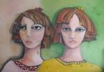Obras de arte: Europa : España : Madrid : Valdemorillo : Gemelas