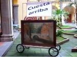 Obras de arte: America : M�xico : Veracruz-Llave : orizaba : Cuesta arriba por las calles