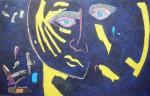 Obras de arte: America : Colombia : Santander_colombia : Bucaramanga : LAGRIMAS AZULES