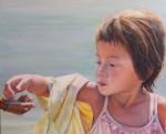 Obras de arte:  : España : Madrid :  : La niña del lago