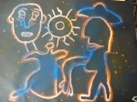 Obras de arte:  : España : Valencia : Alicante : EL OJO DEL SOL