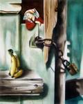 Obras de arte: America : Cuba : La_Habana : Vedado : La ventana
