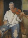 Obras de arte:  : Chile : Region_Metropolitana-Santiago : Vitacura : Primer Violin