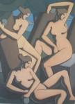 """Obras de arte:  : Uruguay : Montevideo : Montevideo_ciudad : """"Desnudo femenino 1"""""""