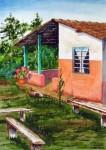 Obras de arte:  : Colombia : Antioquia : Medellin : Casa campesina