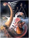 Obras de arte: America : Uruguay : Montevideo : Montevideo_ciudad : CREACIOMBE
