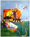 Obras de arte: America : Uruguay : Montevideo : Montevideo_ciudad : MEZCOLANSA A PARTIR DE TETERA
