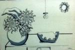 Obras de arte: America : México : Puebla : puebla_ciudad : gris sobre blanco