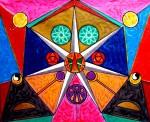 Obras de arte: America : Argentina : Buenos_Aires : Capital_Federal : Estrella de paz