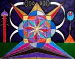 Obras de arte: America : Argentina : Buenos_Aires : Capital_Federal : Mandala generador