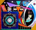 Obras de arte: America : Argentina : Buenos_Aires : Capital_Federal : Mente disociada