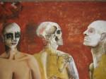 Obras de arte:  : México : Quintana_Roo : cancun : con la muerte