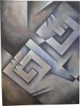 """Obras de arte:  : Argentina : Cordoba : COSQUíN : """"Fusión"""""""
