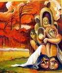 Obras de arte: Africa : Egipto : Ash_Sharqiyah : meniaalqamh : storm