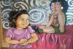 Obras de arte:  : México : Jalisco : Guadalajara : Una Mirada a lupita