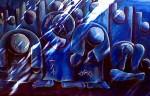 Obras de arte: Africa : Egipto : Ash_Sharqiyah : meniaalqamh : Living dead