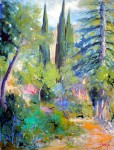 Obras de arte: Europa : España : Islas_Baleares : palma_de_mallorca : Jardines de Sa Coma   Valldemossa
