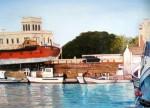 Obras de arte: Europa : España : Valencia : valencia_ciudad :  Antiguo Puerto de Valencia