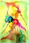 Obras de arte: Europa : España : Catalunya_Barcelona : BCN : La Dama de Colores