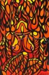 Obras de arte:  : Puerto_Rico : San_Juan_Puerto_Rico :  : Fuego