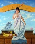 Obras de arte: America : Colombia : Santander_colombia : Bucaramanga : Sofi - Retratos - Serie Nacimiento