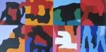 Obras de arte:  : Colombia : Antioquia : Medellin : RECORRIDO 01 PI