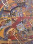 Obras de arte: America : Perú : Lima : la_molina : Hallpa