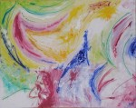 Obras de arte:  : República_Checa : Praha :  : Acrylic abstraction