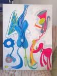 Obras de arte:  : España : Andalucía_Huelva : Ayamonte : In feminae musicae