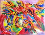 Obras de arte: Asia : Armenia : Yerevan : Yerevan_ciudad : Love, light & Life